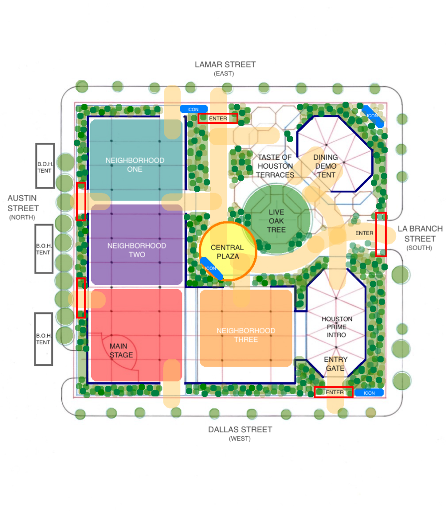 062816 HOUSTON PRIME - Revised Site Plan 07
