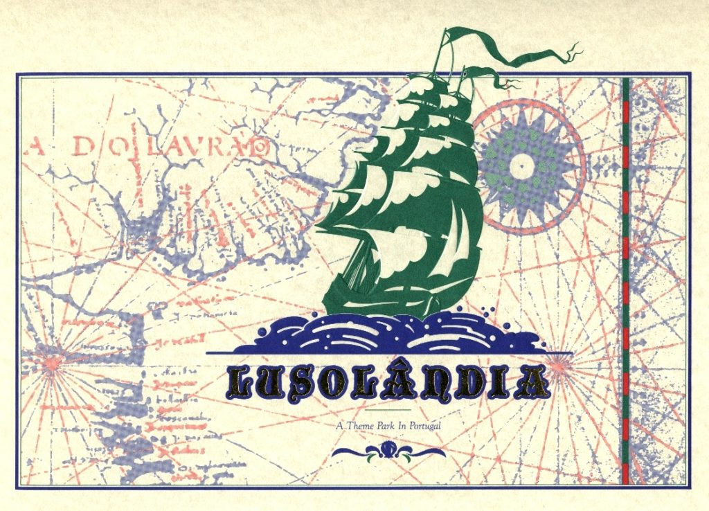 LUSOLANDIA I - 00 Brochure Cover