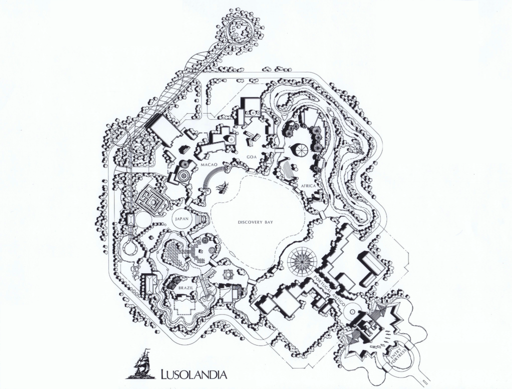 LUSOLANDIA II - 01 Site Plan